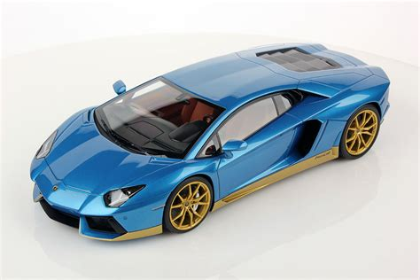 Lamborghini Collection Cars Lamborghini Aventador Lp 700 4 Miura Homage 1 18 Mr