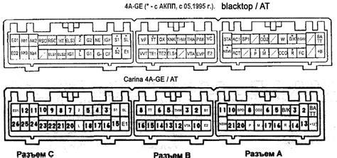 4age 20v ecu wiring diagram 27 wiring diagram images