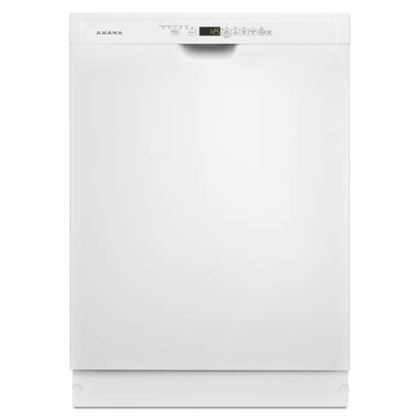 Cleaning Stainless Steel Dishwasher Interior by Adb1700adw Amana 174 Tub Dishwasher With Stainless