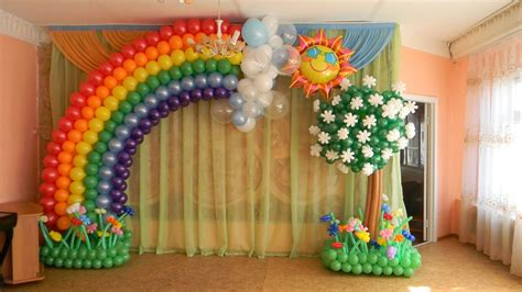 Balloon Decorations by 19 Best Exles Of Balloon Decorations Mostbeautifulthings