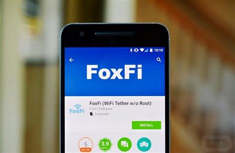 foxfi apk how to turn your android phone into wlan hotspot