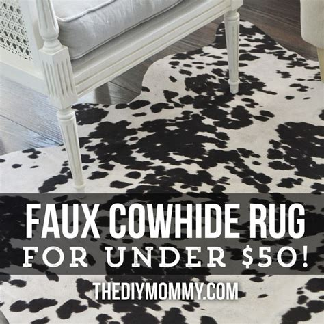 diy faux cowhide rug 1000 ideas about cowhide rug decor on small lounge small den and couches for small