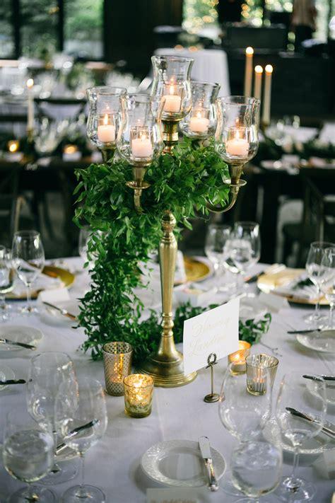 candelabra centerpiece elizabeth designs the