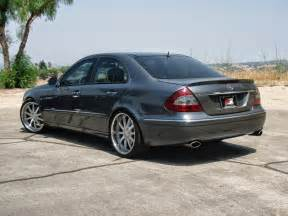 Mercedes Tuners Mercedes W211 E350 4matic Tuning Benztuning