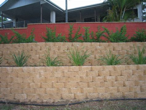 Ilandscape Products Block Garden Wall