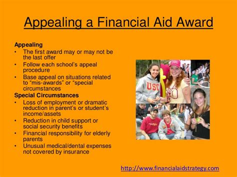Successful Financial Aid Appeal Letter Exle what parents need to about college financial aid