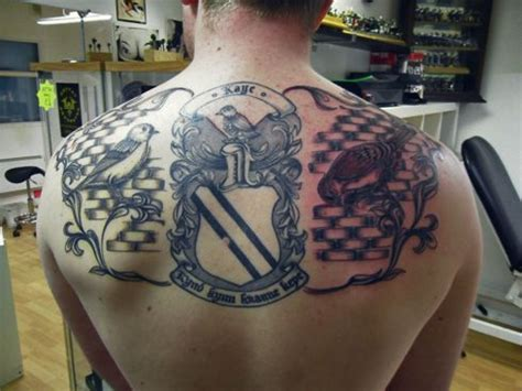 family tattoo pieces 40 best family back tattoos images on pinterest back