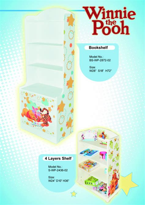 bookshelf 4 layers shelf kidniture bed for