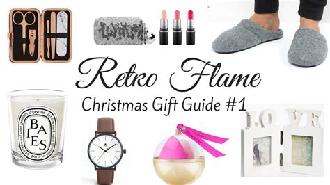 retro s christmas gift guide affordable relaibles
