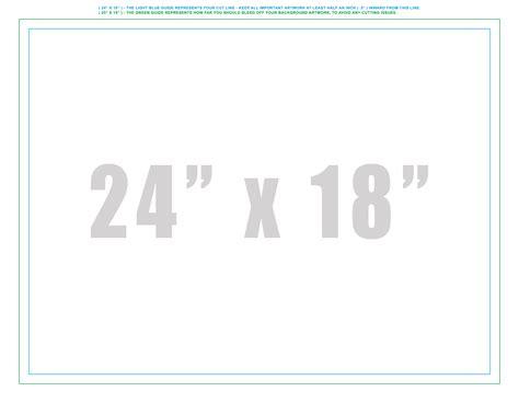 Grand4mat Templates 18 Quot X12 Quot Grand4mat 4mm Coroplast 30mil Magnets Template Caign Lawn Sign Templates