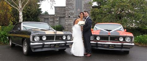 Wedding Car Melbourne by Gt King Wedding Car Hire Melbourne