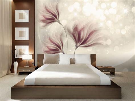 carta da parati in da letto decorazioni per pareti della da letto 125 idee