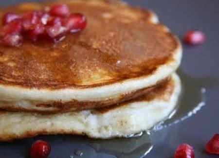 resep membuat yogurt vanila resep pancake yogurt vemale com