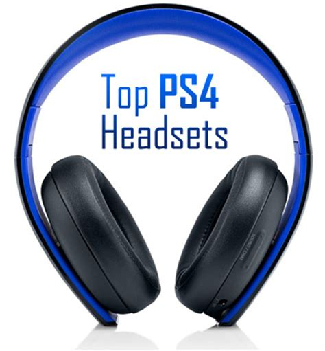 best bluetooth headphones for ps4 top 5 ps4 headsets 2017