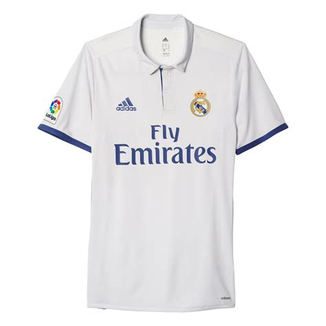 Jersey Murah Prematch Real Madrid White 2016 adidas real madrid home mens adizero jersey 2016 2017 in white excell sports uk