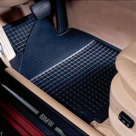 Bmw 3 Series Rubber Floor Mats by Bmw 99 05 E46 3 Series Front Rubber Floor Mats Ebay