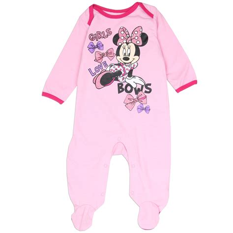 Minnie Mouse Sleeper by Wholesale Children S Clothing Wholesale Minnie Mouse