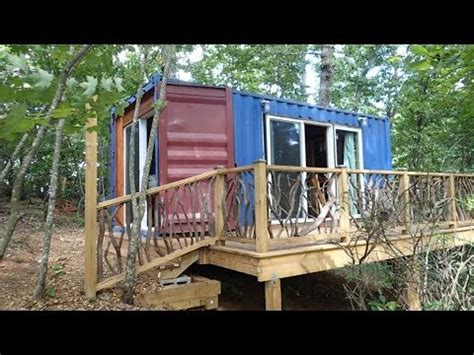 tiny house container tiny house container home edition youtube