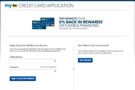 MyBestBuy MasterCard apply or Login   Quick Bill Pay