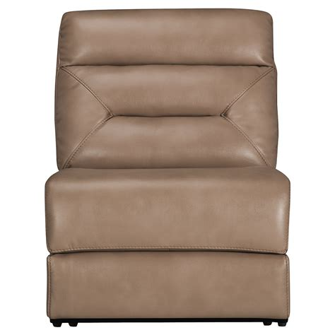 Microfiber Sectional With Recliner by City Furniture Dk Beige Microfiber Large Two Arm