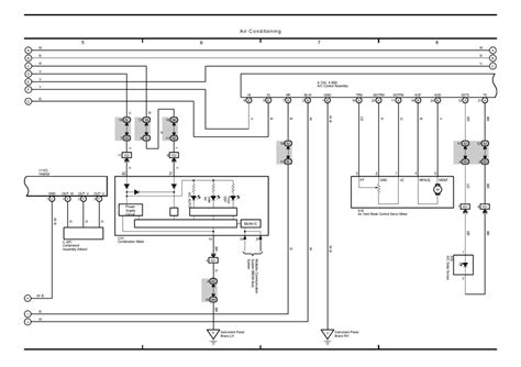 wiring diagram toyota prius 28 images 2005 toyota