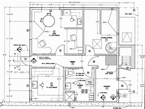 lab floor plan wilmington wastewater facility refurbishment project