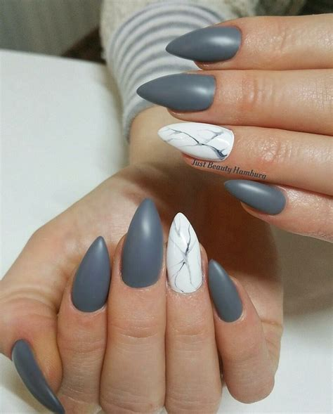 nail matte 28 marble nail designs for an and strong look