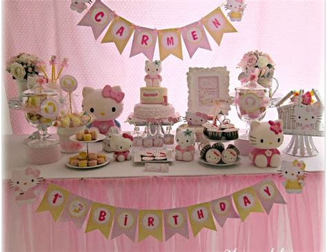 Jual Baby Set Motif Hello Cake And Tea sweet hello birthday quot s sweet 1st birthday