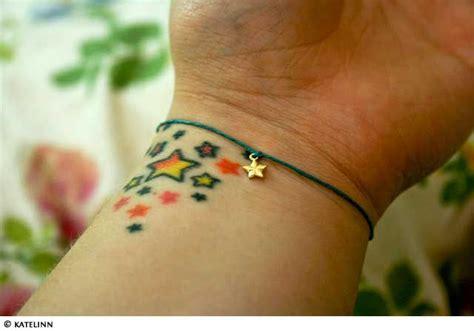 shooting star wrist tattoos best 25 wrist tattoos ideas on 3