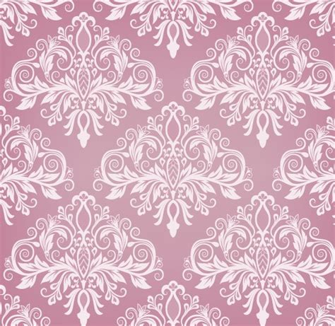 pink pattern background images free pink vintage floral pattern background 02 titanui