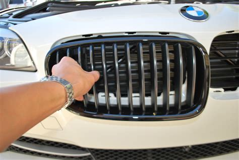 Bmw 1er F20 Nieren Wechseln by How To Install A Bmw Performance Black Grille