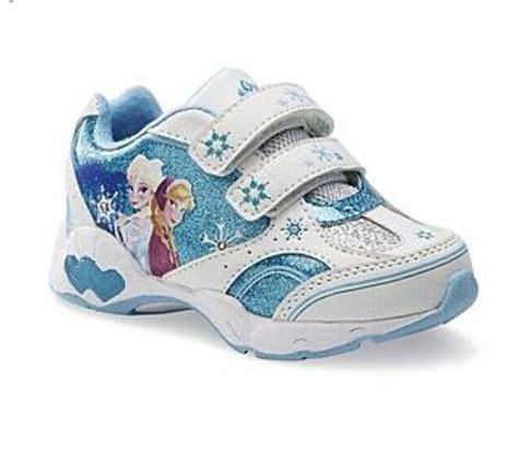 light up shoes size 11 disney frozen elsa anna light up shoes sneakers size 6 7 8
