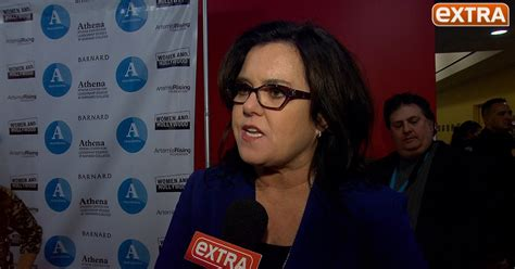 Rosie Odonnell Leaving The View by Rosie O Donnell Speaks Out For The Time About