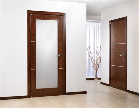 Modern Interior Doors Hall Contemporary With Wenge Door Interior Bedroom Doors With Glass