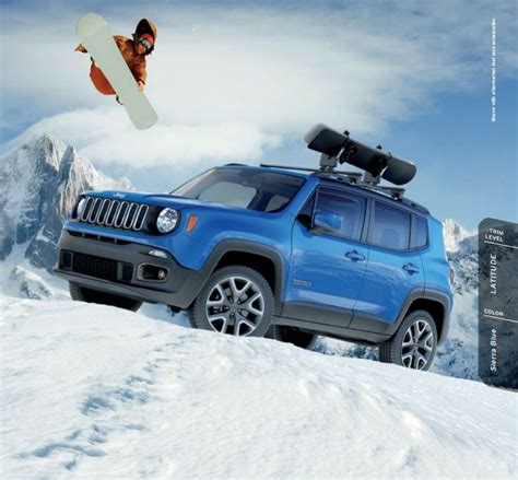 jeep renegade sierra blue 13 best jeep renegade images on pinterest jeep renegade