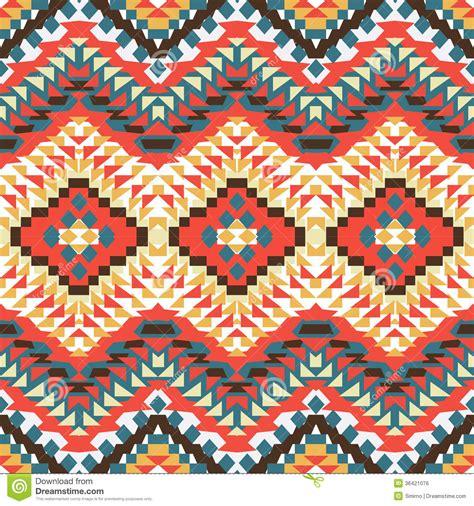 aztec patterns free colorful patterns royalty free stock image seamless