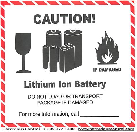 Apple Batterie Aufkleber by Hazardous Regulated Markings Labels Labels