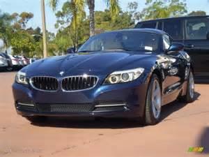 2012 sea blue metallic bmw z4 sdrive28i 56704749