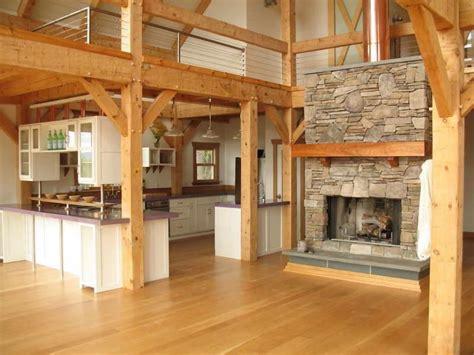 interior   pole barn homes