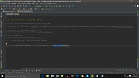 android studio javadoc tutorial how to create a location tracker app in android complete