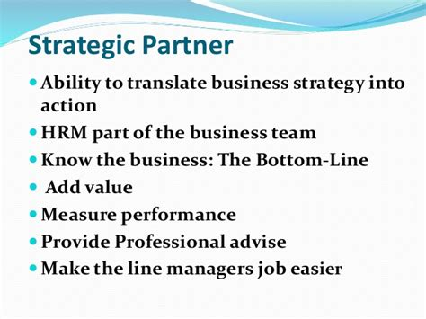 Mba Strategic Human Resource Management by Strategic Human Resource Management Shrm Mba 423 Human
