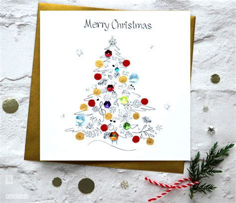 Tree Handmade Cards - handmade greeting cards sabivo design s