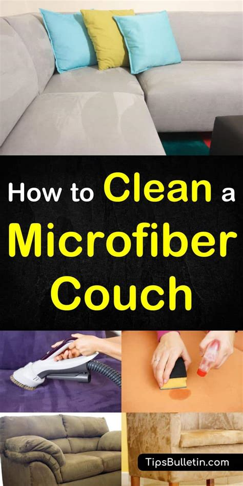 What To Use To Clean A Microfiber by How To Clean A Microfiber
