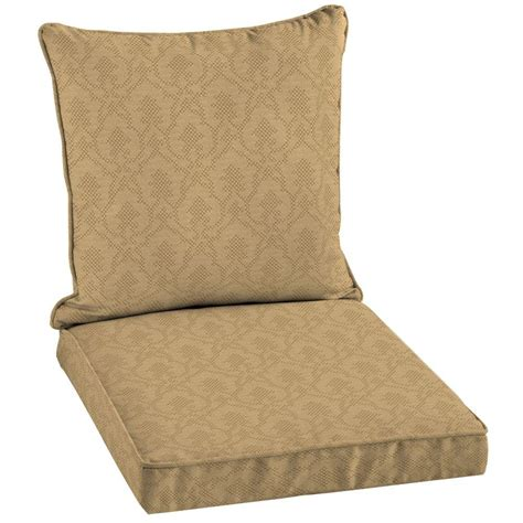 Home Depot Patio Furniture Cushions Paradise Cushions Sunbrella Sand Outdoor Rocker Cushion Set Hd1729 48019 The Home Depot