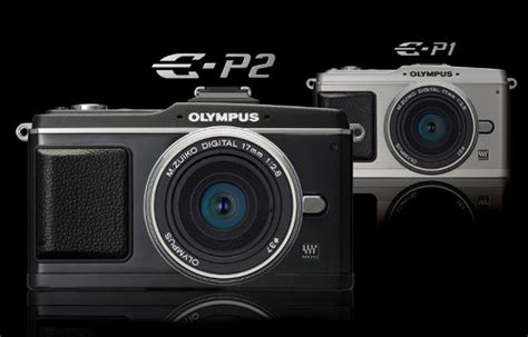 Olympus E P2 Hitam Kit 17mm olympus e p2 review overview steves digicams