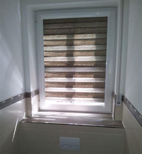 Sichtschutz Gekipptes Fenster by Doppelrollos Mit Licht Und Schatten Spielen