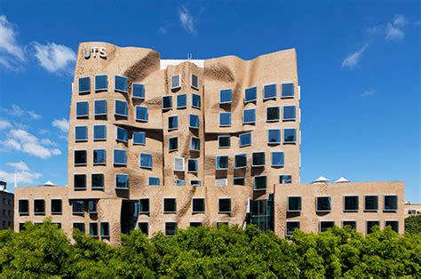 Design Your Own Home Interior uts engineers advise on frank gehry building university