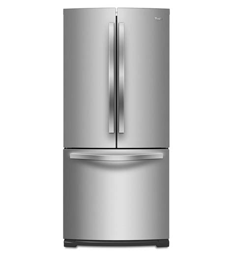 Whirlpool 30 inch Wide French Door Refrigerator   more