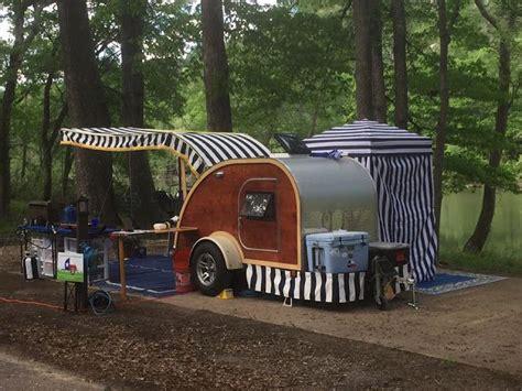 teardrop caravan awning best 25 teardrop cers ideas on pinterest teardrop