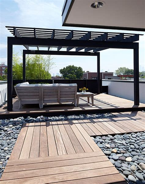 house plans with roof deck terrace 25 beautiful rooftop garden designs to get inspired